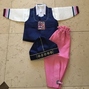 Other - Traditional Korean Hanbok