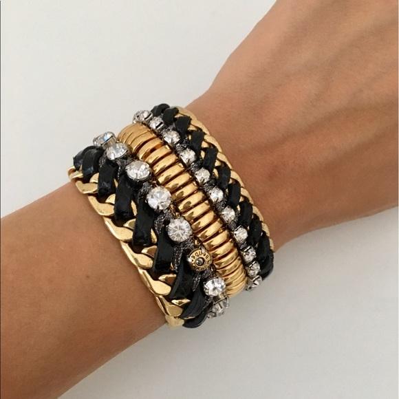 Henri Bendel Jewelry Deluxe Girlfriend Wrap Bracelet Poshmark