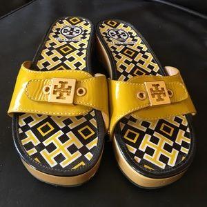 Tory brunch sandal
