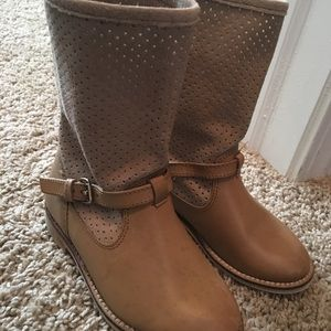 Zara boots and shoes
