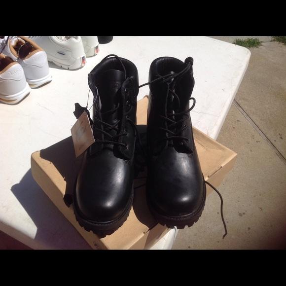 Fuda Shoes   Big Boys Boots   Poshmark