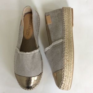 3468b7642e3 Anthropologie Shoes -  Anthropologie  Mint   Rose Amalfi Espadrilles