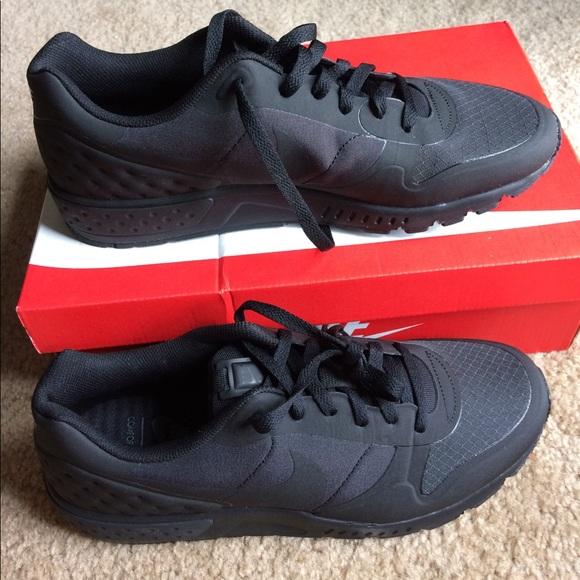 hot sale online 2cece cf108 Rare Nike nightgazer lw black Men s 10.5