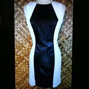 NWT BEIGE by ECI Women's Body Con Dress. Size 10P