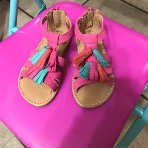 Other - Adorable little girl sandals size 6....