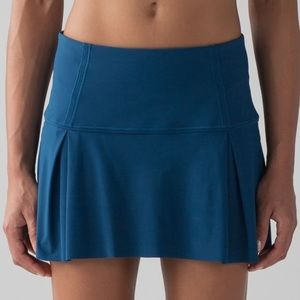 💙Lululemon Lost In Pace Skirt💙