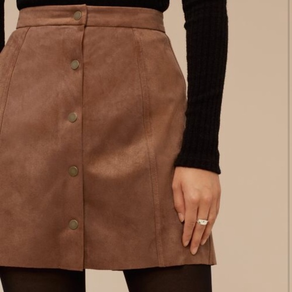 4d517a0899 Aritzia Skirts   Bnwt Wilfred Free Centinela Skirt   Poshmark