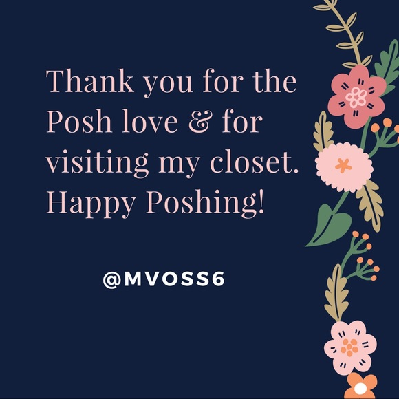 Other - Thank you for visiting my closet 😎