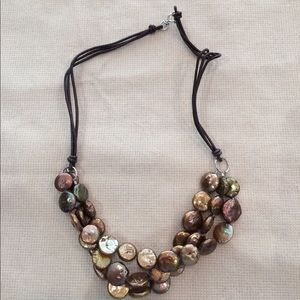 Jewelry - 16 inch necklace- pearls