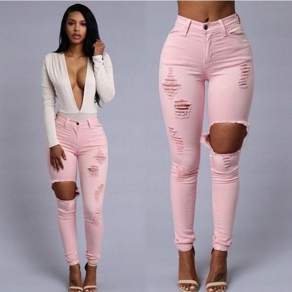 c404d86c8cf Fashion Nova Glistening Jeans