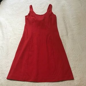 Cynthia Rowley Red Dress
