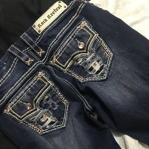 BRAND NEW ROCK REVIVALS SIZE 27