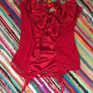 9cf40f00794c8 Intimates & Sleepwear - New ALL WRAPPED UP BUSTIER plus size lingerie sexy