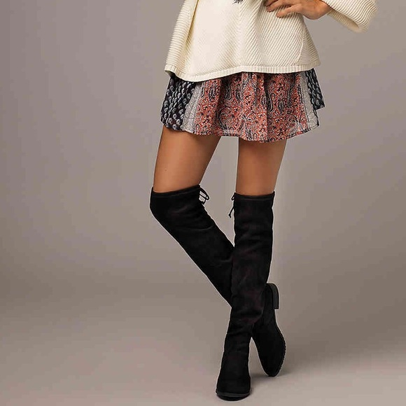 Unisa Shoes | Unisa Over The Knee Boots