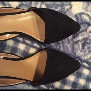 Merona Shoes - Merona suede flats