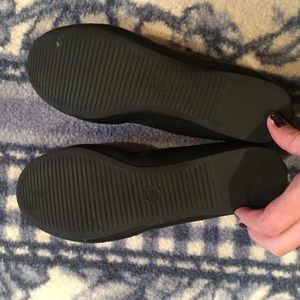 Mossimo Supply Co. Shoes - NWOT faux leather flats
