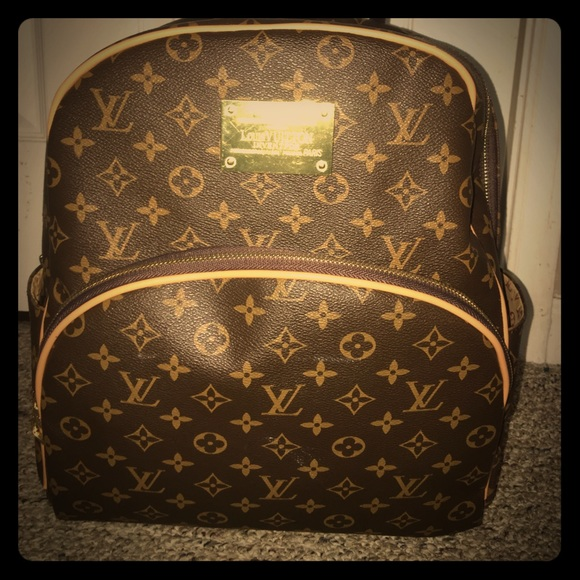 e2f94ee4cf38 Louis Vuitton Other - LouisVuitton Backpack