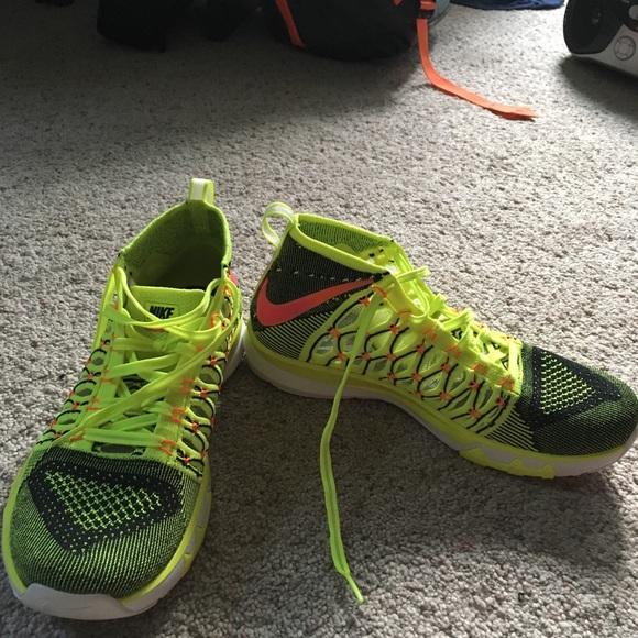 Nike Flex Speed Flyknit Training Shoes