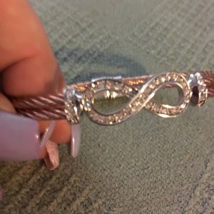 Jewelry - Stainless w/ rose gold plating