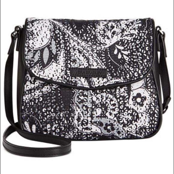 Vera Bradley Handbags - NWT!! Vera Bradley Summer Sparkle Crossbody Bag