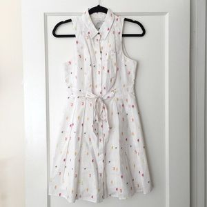 Anthropologie Popsicle Dress
