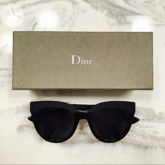 0902f63e18e Christian dior accessories dior soft cat eye sunglasses poshmark jpg  580x580 Dior cat eye