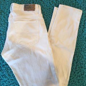 Denim & Supply by Ralph Lauren -white skinny jeans