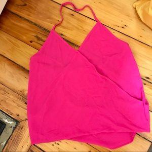 Tops - Pink halter top