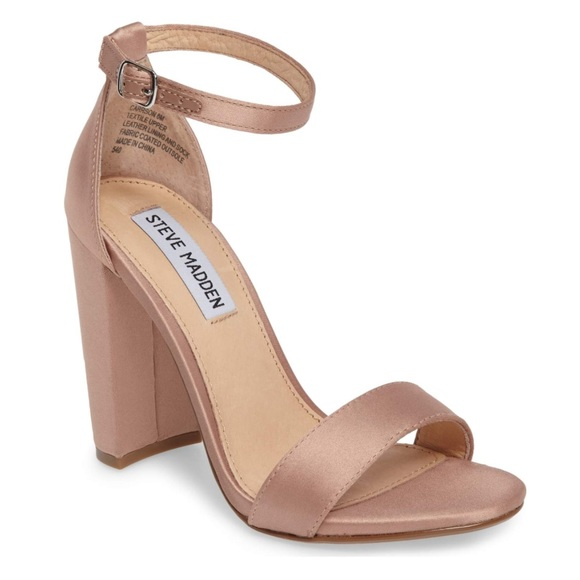 513bdec62af 🎉 FINAL PRICE! Steve Madden Carrson Chunky Heels