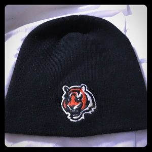 Accessories - Bengals Beanie new without tags paid 30