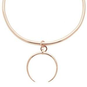 Luv Aj - The Crescent Collar Necklace