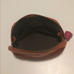 Loewe Bags - Loewe clutch bag in orange. EUC