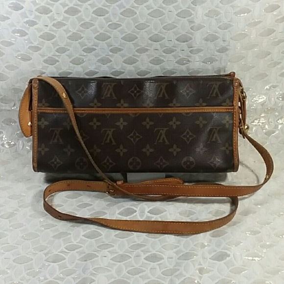 959e02a0bd00 Louis Vuitton Handbags - Authentic Louis Vuitton Monogram Popincourt Bag