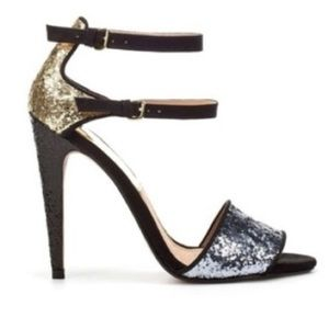 Shoes - Zara Sparkling heels