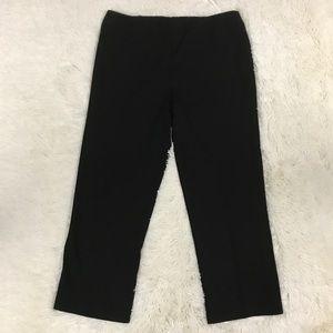 Eileen Fisher Stretch Straight Leg Pants