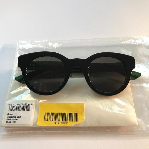 38e98530 Gucci Sunglasses GG0002S 002 Womens Sunglasses Boutique