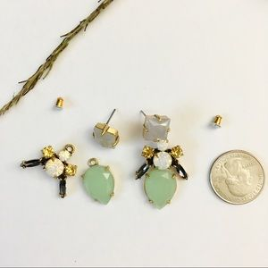 Stella & dot statement earrings