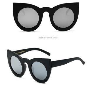 Accessories - New Mirrored Cat Eye Sunglasses