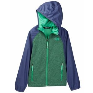 The North Face cayonlands Track Hoodie