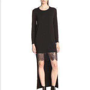 🆕Bcbgmaxazria high low sweatshirt dress