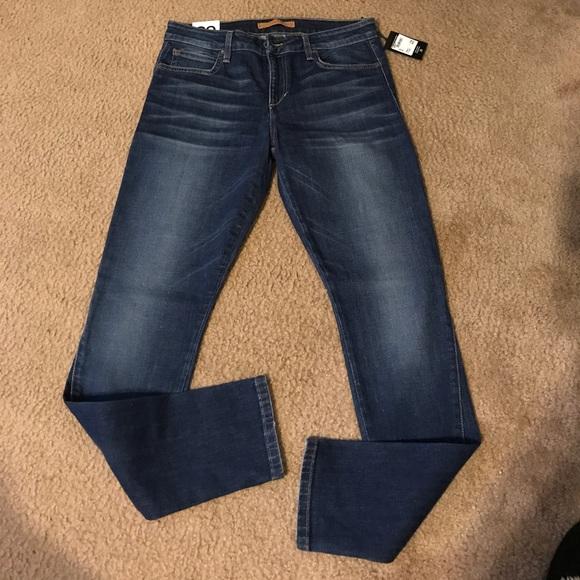 Joe's Jeans Denim - Nwt JOE'S asymmetric skinny jeans