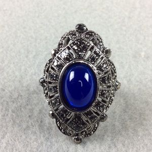 Jewelry - New Chunky Blue Ring