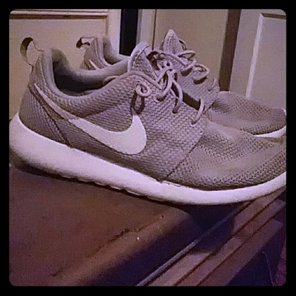 cheap for discount 3826c 765e3 Nike Roshe One Wolf Grey, Mens shoe