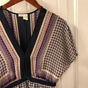 Anthropologie Meadow Rue size M tunic/ swim cover