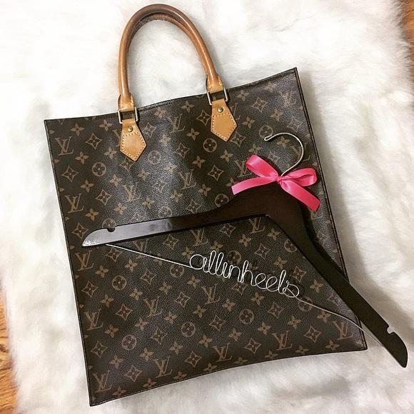 f126571d7837 Louis Vuitton Handbags - Louis Vuitton Monogram Sac Plat