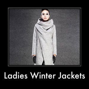 Ladies Winter/Fall Jackets