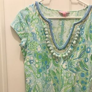 Lilly pulitzer dress!