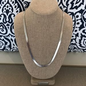 Jewelry - Sterling silver serpentine chain