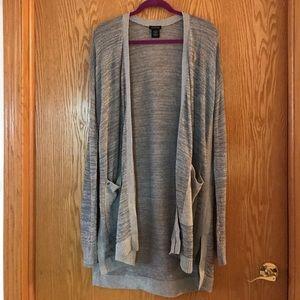 Super comfy long sleeve sweater cardigan