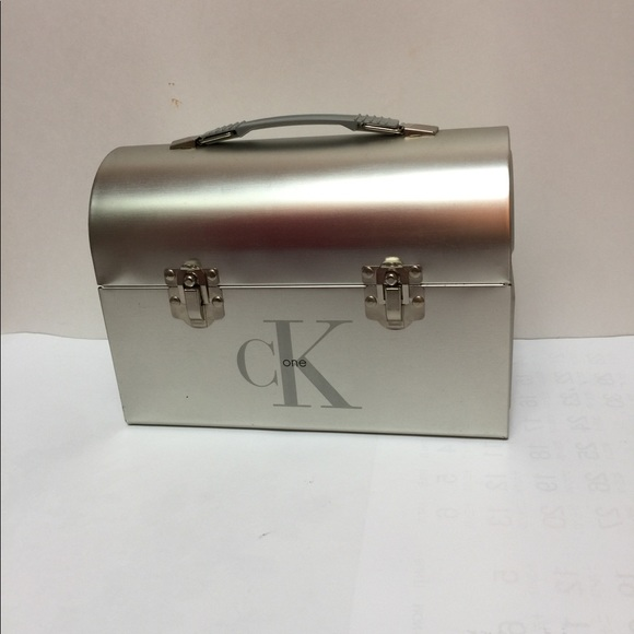 1a6557ff84 Calvin Klein Other - Calvin Klein metal lunch box